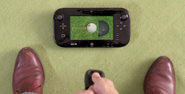 Wii Sports Club: Golf shows that when used properly, the GamePad can be a groundbreaking interface