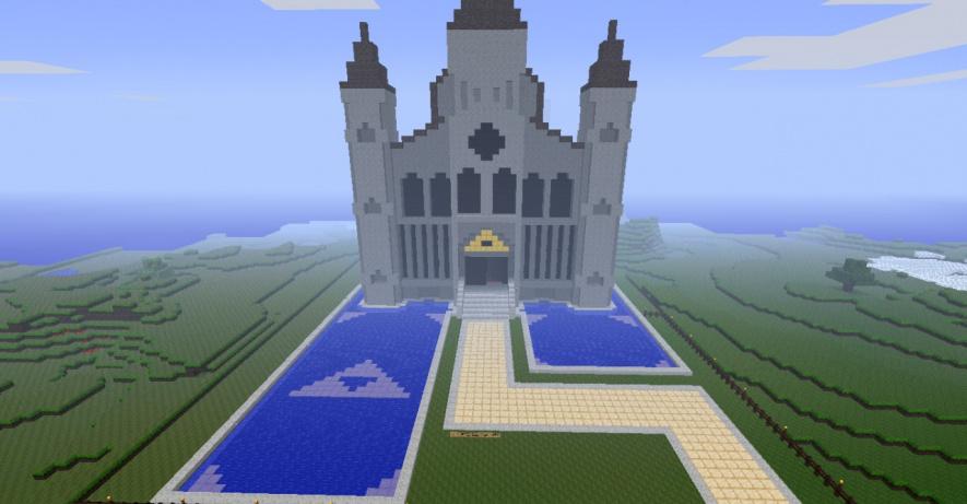 Minecraft to T