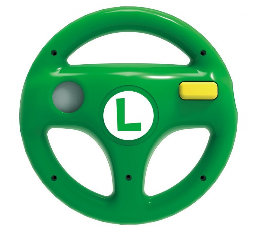 Luigi Wheel Front