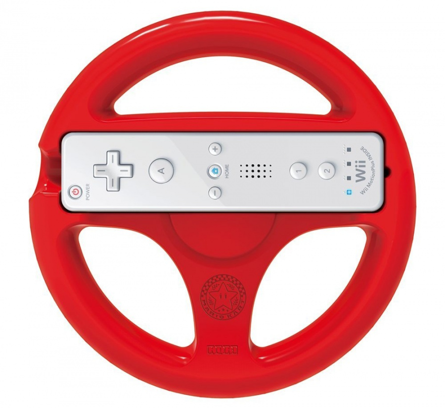 Mario Wheel Back