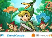 The Legend of Zelda: The Minish Cap Arrives in Europe on 29th May