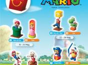 These Super Mario McDonald's Happy Meal Toys in Malaysia Are All Kinds of Awesome