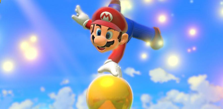 Super Mario 3 D World Flagpole