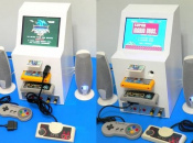 This Cool System Supports Famicom, Super Famicom and PC Engine Games