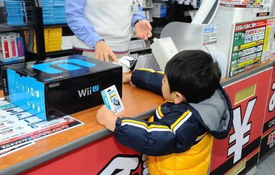 Wii U Japan Sales