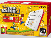 2DS Hardware Bundle With New Super Mario Bros. 2 Coming on 4th July