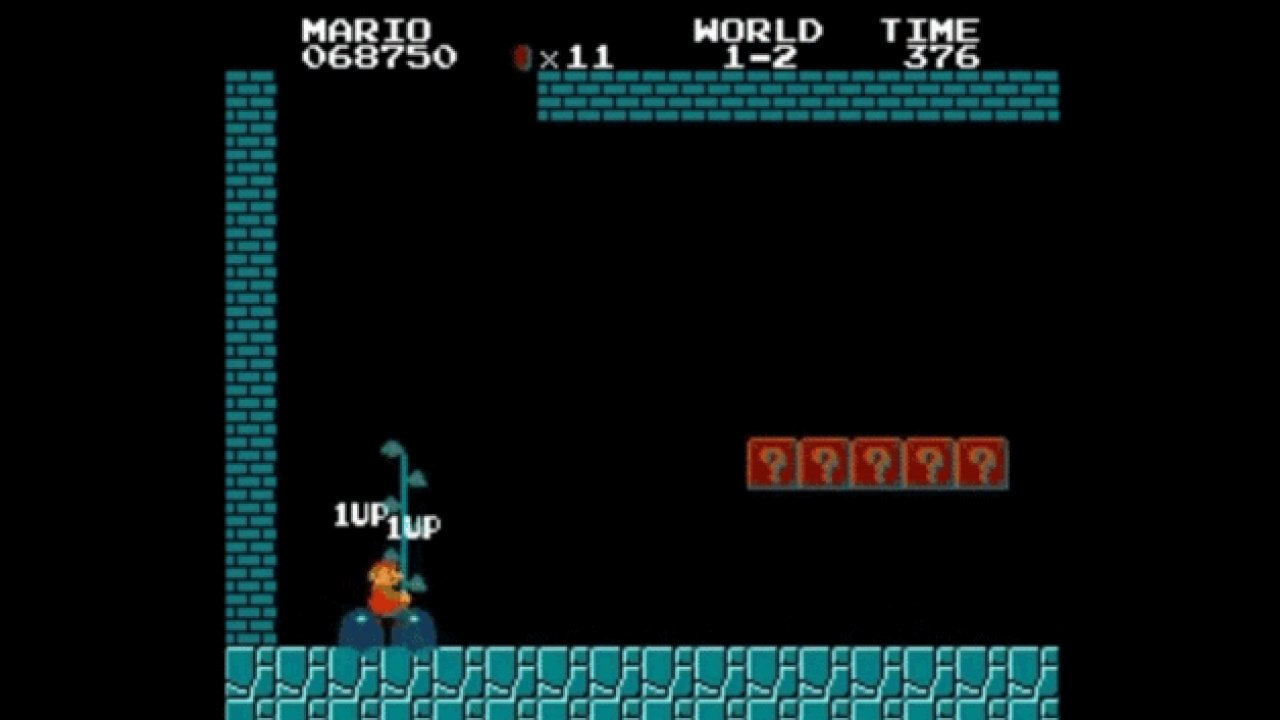 A Fresh Super Mario Bros  Infinite Lives Trick Has Been