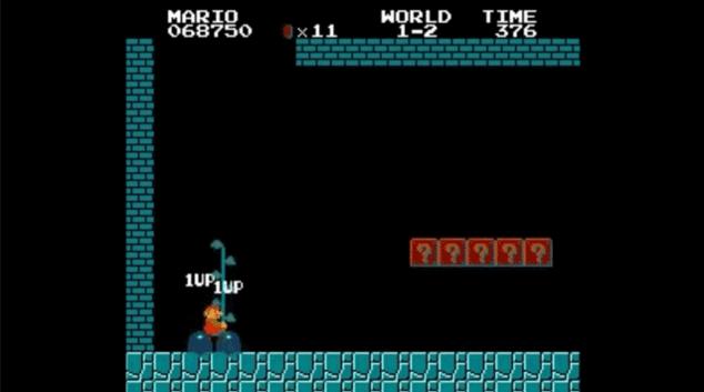 Mario Bros. Infinite Lives
