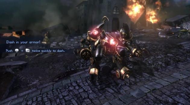 Bayonetta Armor
