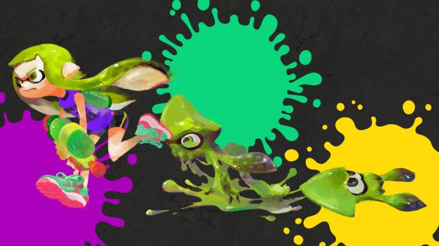 Wii U Splatoon Illu02 a E3
