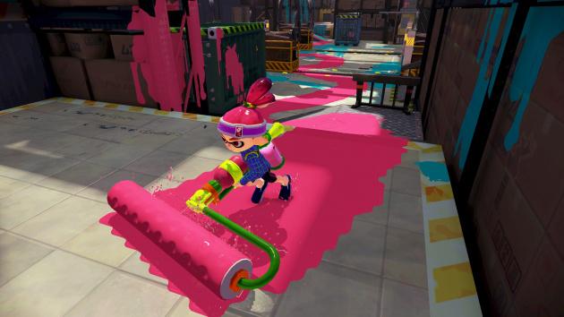 Wii U Splatoon Scrn05 E3