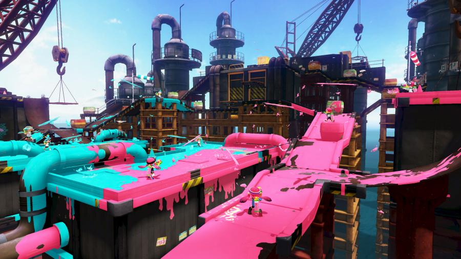 Wii U Splatoon Scrn03 E3