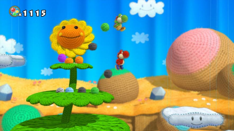 Wii U Yoshi's WW Scrn04 E3