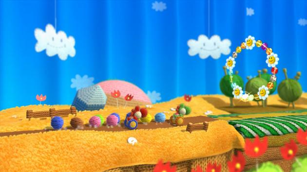 Wii U Yoshi's WW Scrn06 E3