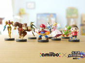 Nintendo Planning To Release Amiibo Figures for Entire Super Smash Bros. Roster