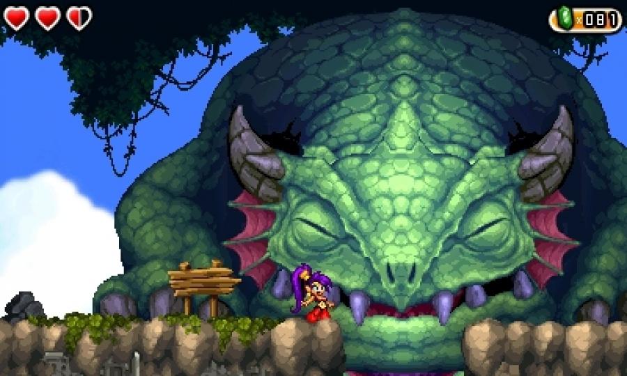 Shantae Curse 22