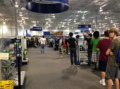 Braving the Queue At Nintendo's Best Buy Smash-Fest