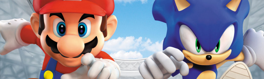 Mario Sonic Art