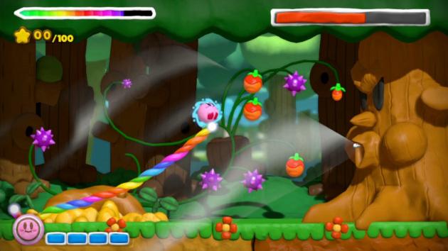 Wii U Kirby Scrn03 E3