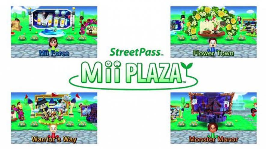 Street Pass Mil Plaza Trailer