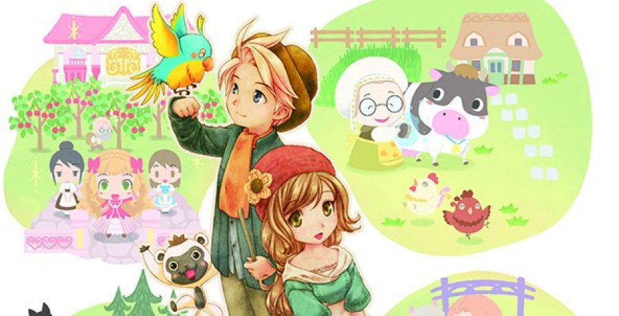 Story of Seasons — Winter 2014 (North America only)