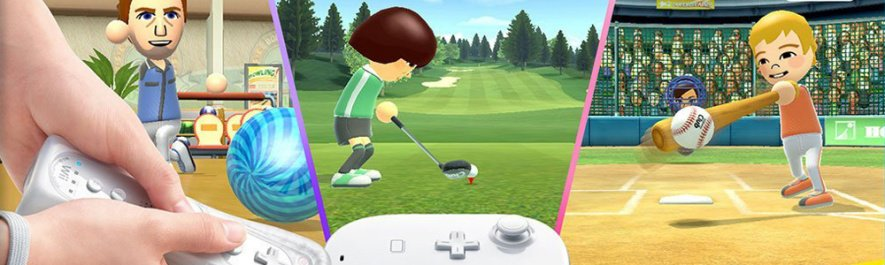 Wii Sports Club — 25th July (North America) / 11th July (Europe)