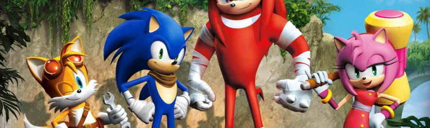 Sonic Boom — November