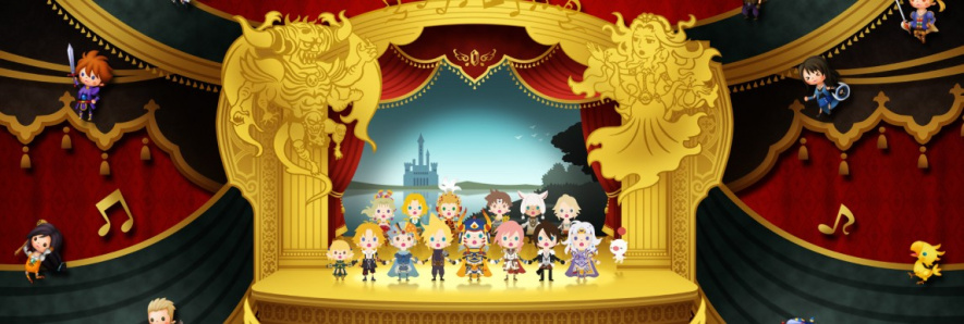 Theatrhythm Final Fantasy: Curtain Call — 16th September (North America) / 19th September (Europe)