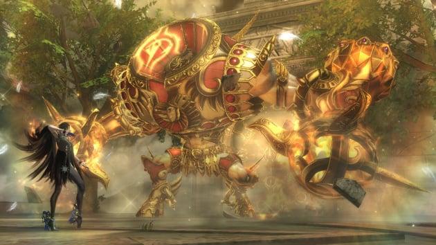 Wii U Bayonetta2 Scrn07 E3