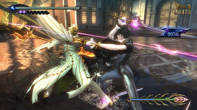 Wii U Bayonetta2 Scrn08 E3