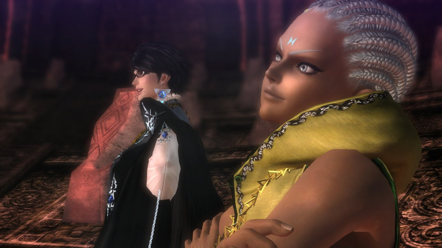Wii U Bayonetta2 Scrn01 E3