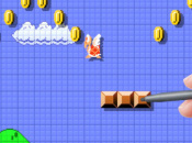 "Mario Maker to Include Additional Graphical Styles, Sharing Levels is ""Really The Whole Point"""