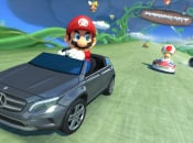 Mercedes DLC Confirmed for Mario Kart 8 in the West