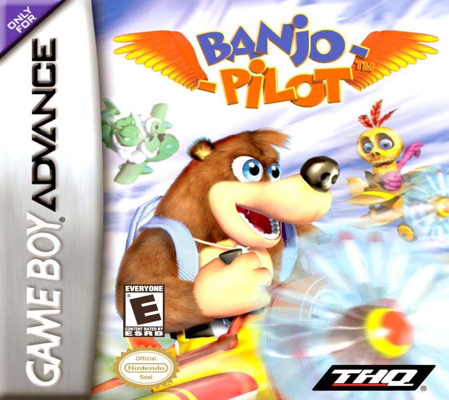 Banjo Pilot 1