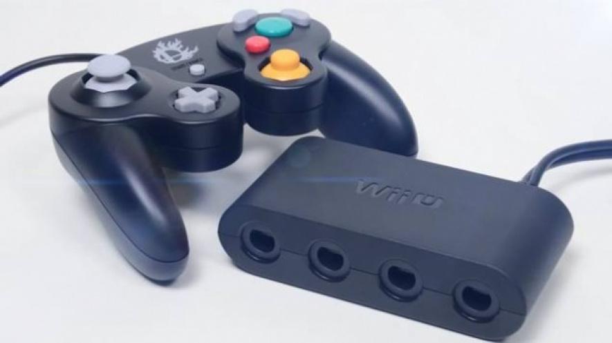Game Cube Wii U Controller