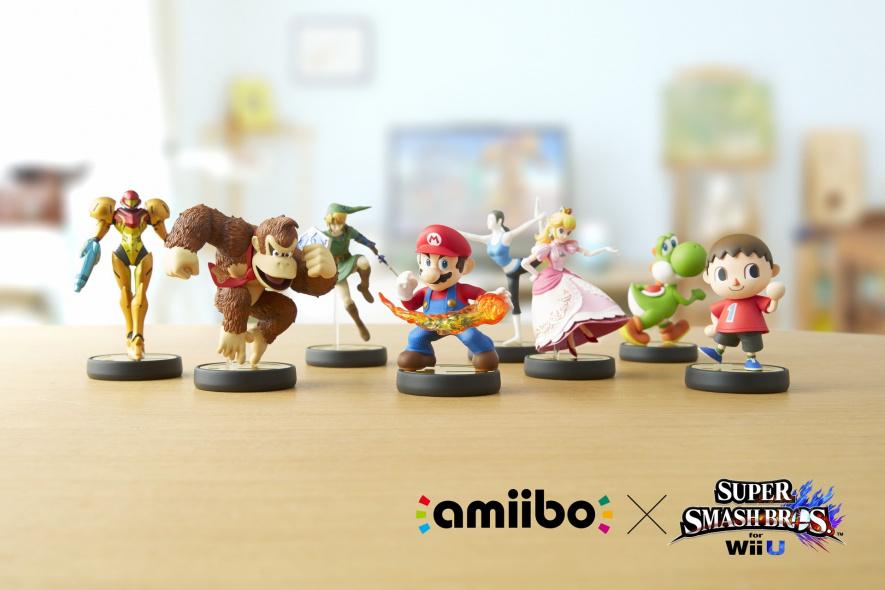 Amiibo Smash