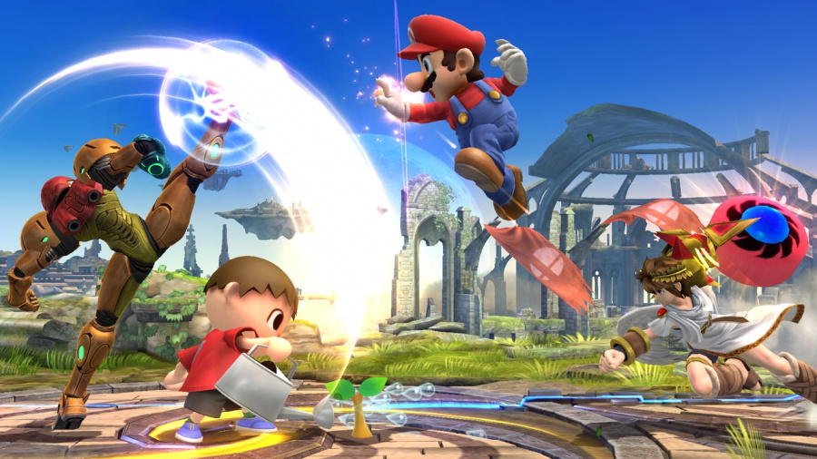 Can games like Smash Bros. help sell more Wii U consoles?
