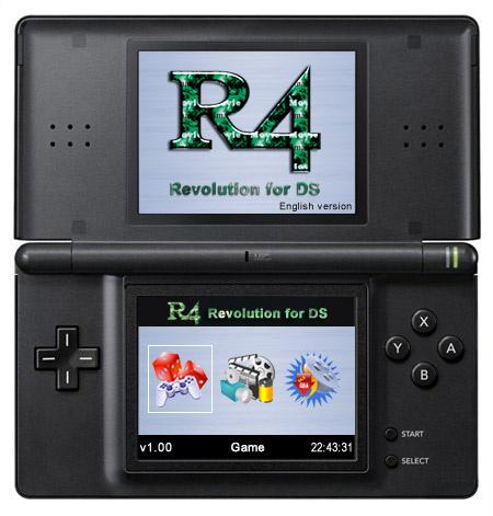 R4 DS