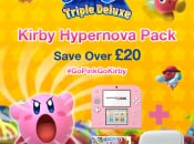 Nintendo UK Store's Kirby Hypernova Pack Aims to Suck You In