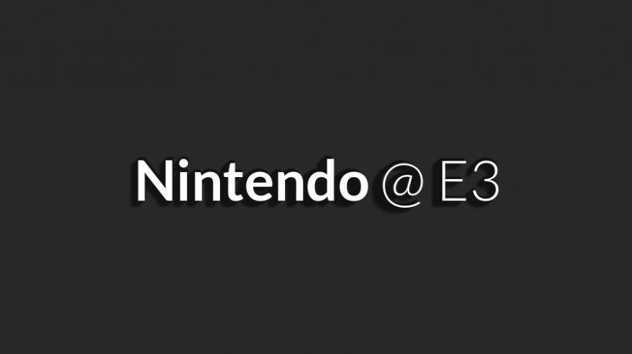Nintendoat E3