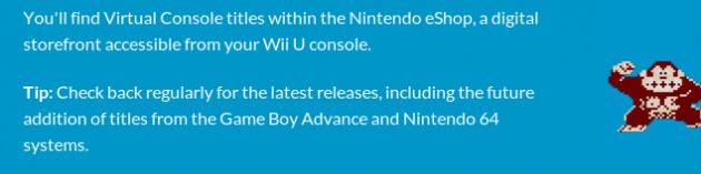 N64 Wii U
