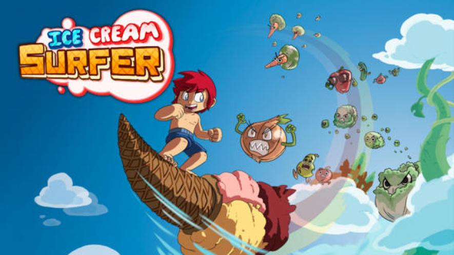 Ice Cream Surfer 01