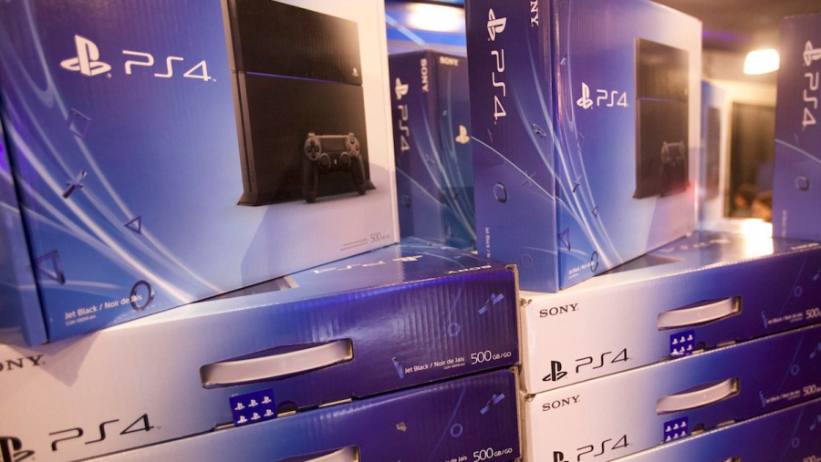 Lots of consoles sold