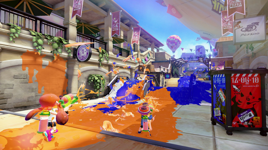 Wii U Splatoon E3