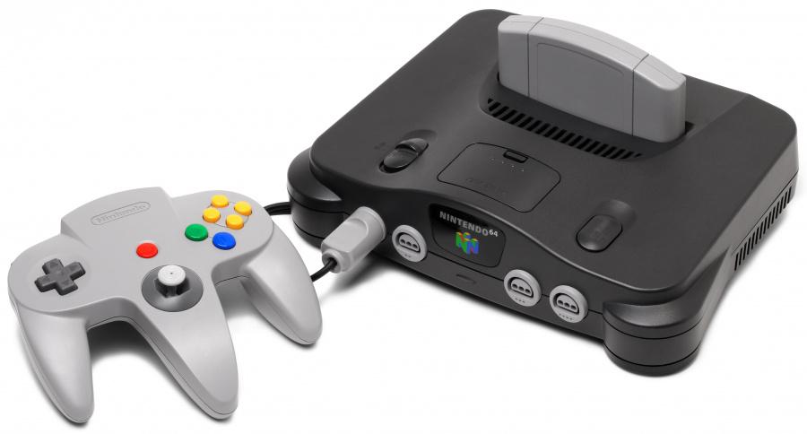 N64 Console Set