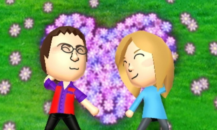 Tomodachi Life love