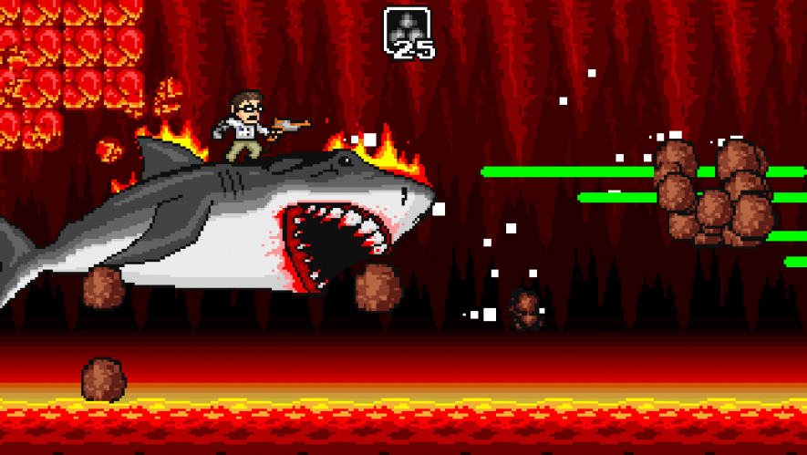 Jumping the shark?