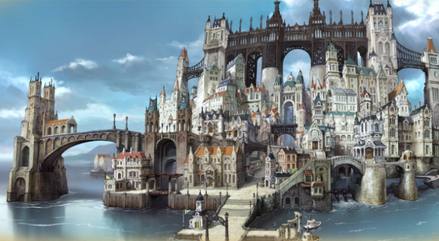 Bravely Second City