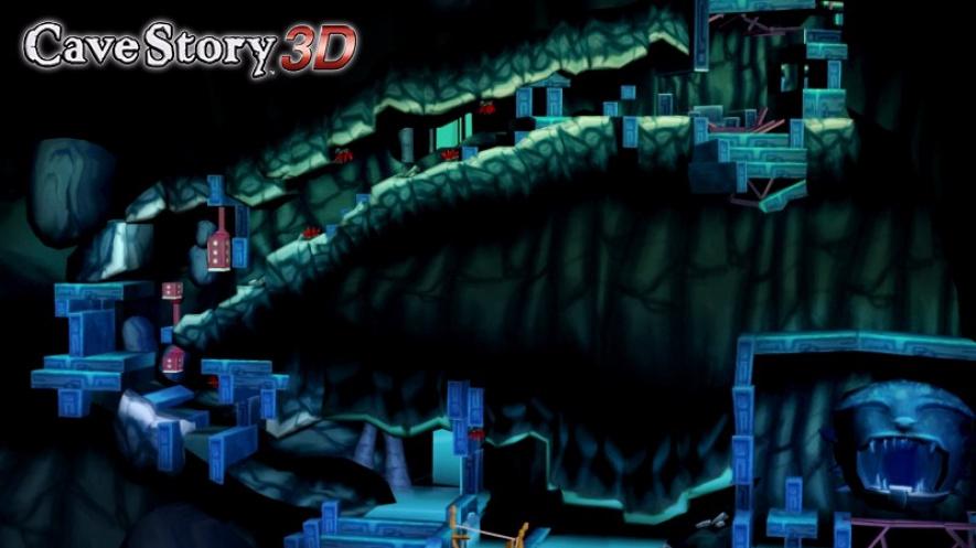 Cave Story 3 D
