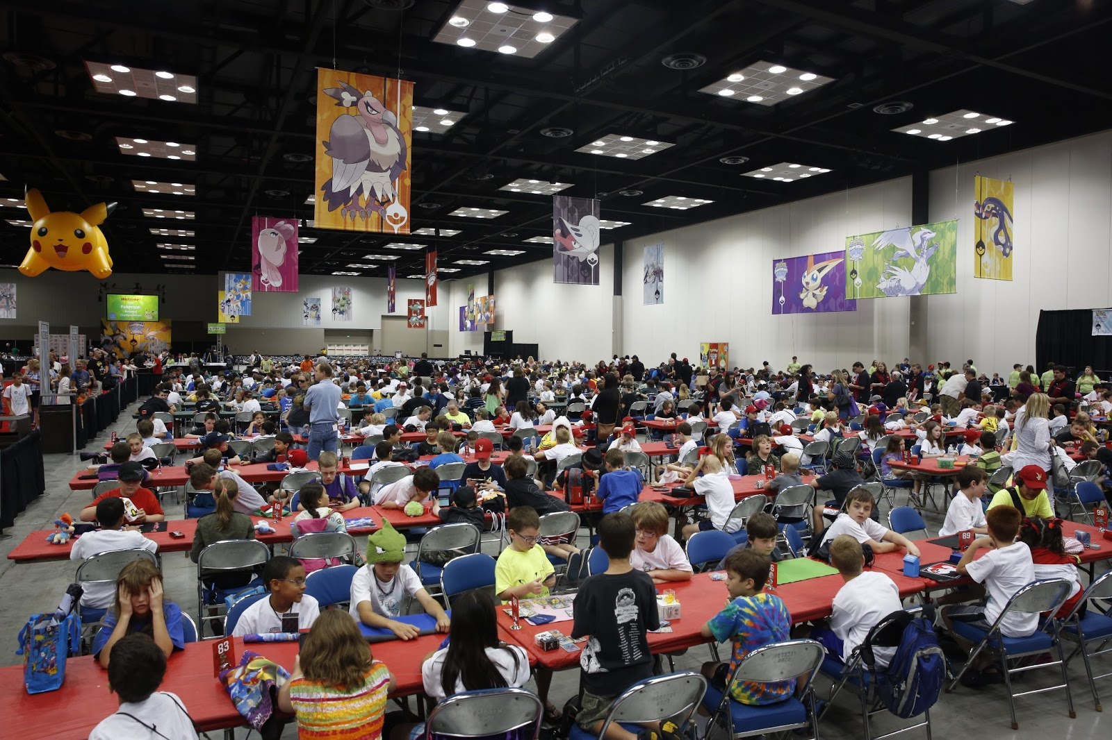 Controversy Arises at U S  Pokémon Nationals With Regards to